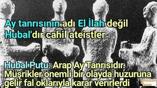 "Allah ""Al Lat"" ""El İlah"" putundan türemiş iftirasına cevap"
