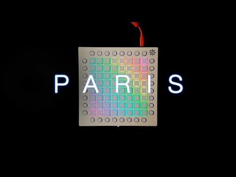 Thumbnail: Paris - The Chainsmokers (Subsurface Remix) [Exhale Edit] // Launchpad Pro Cover + Project file