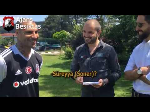18 Kelime ile Beşiktaş - Quaresma (AjansBeşiktaş.com Özel)