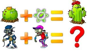 Every Plant Power-Up!  vs J..... Zombies in NEW Plants vs Zombies 2
