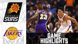 Suns vs Lakers HIGHLIGHTS Full Game | NBA March 2