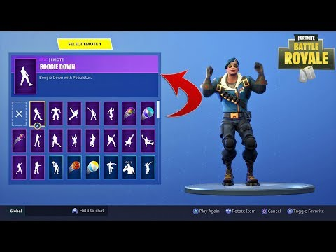 HOW TO GET THE FREE BOOGIE DOWN EMOTE IN FORTNITE! (FORTNITE BOOGIE DOWN)