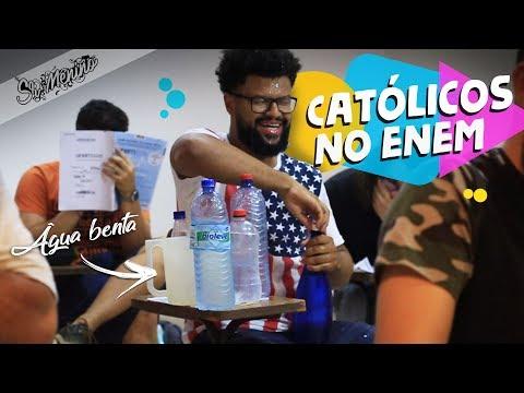 TIPOS DE CATÓLICOS NO ENEM - Canal Católico