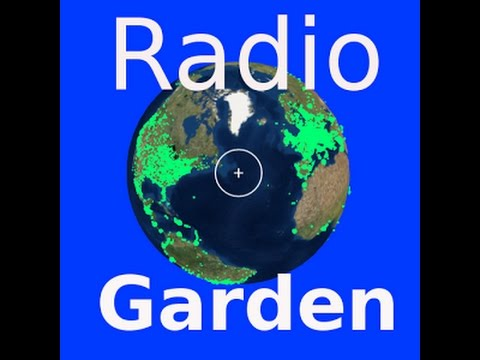 RADIO GARDEN LIVE : ALL RADIO STATION IN THE WORLD
