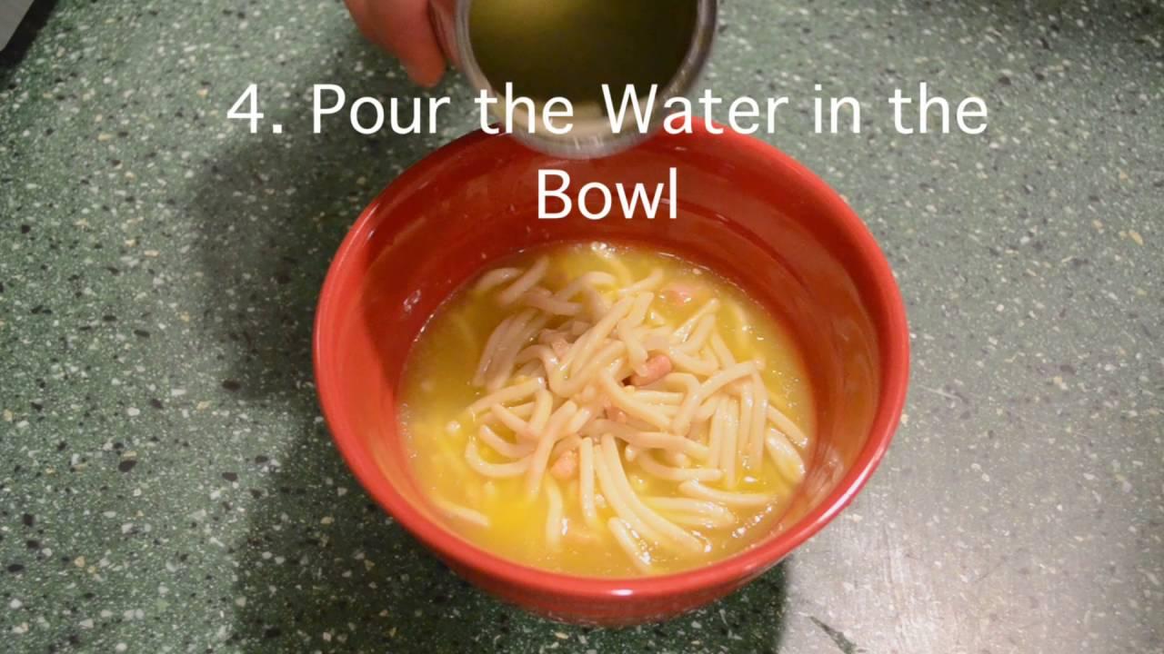 Fast ways to make chicken noodle soup campbell canned broth