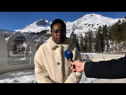 euronews (em português): Angola procura ganhar a confiança dos investidores em Davos