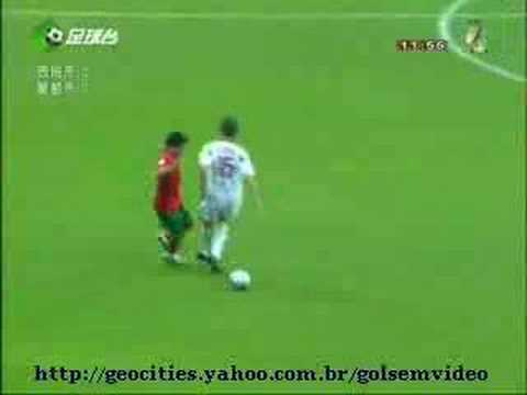deco vs ronaldinho