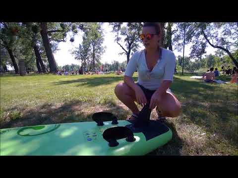 Aqua Marina Breeze from Cambridge Kayaks