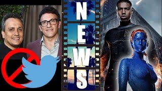 Russo Brothers Fake Twitter, X-Men Fantastic Four Crossover - Beyond The Trailer