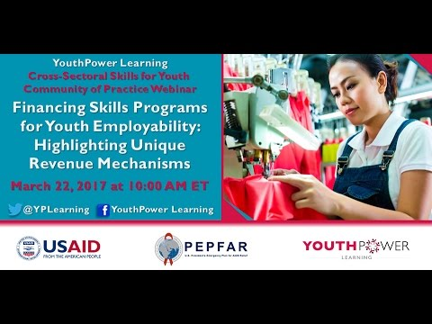YouthPower Learning: Financing Skills Programs for Youth Employability: Highlighting Unique Reven...