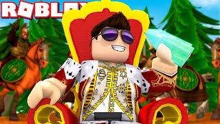 We help the KING! -Roblox Time Travel Adventures Ep 7 Danish with ComKean