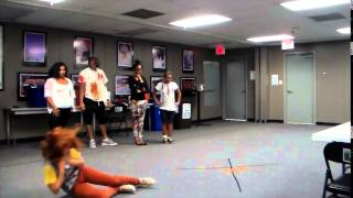 Six Flags zombie auditions 2015