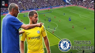 What Makes Sarri-Ball So Special? Tactics Explained