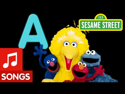 Sesame Street: Letter A (Letter of the Day)
