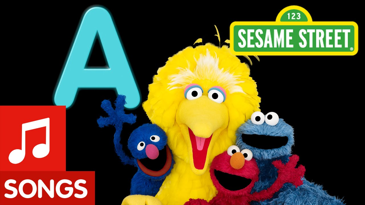 Sesame Street: Letter A (Letter of the Day) - YouTube