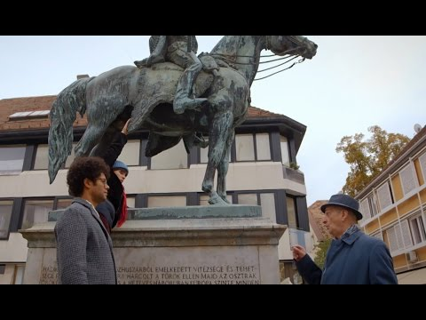 Richard Ayoade, Aisling Bea & Horse balls in Budapest - Travel Man: 48 Hours in...