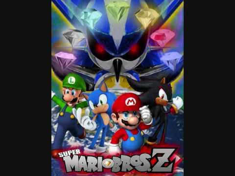Super Mario Bros Z new theme