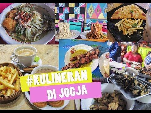 #KULINERAN DI JOGJA  -TRAVEL FOOD-