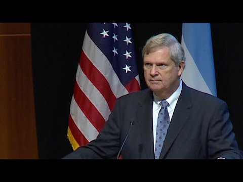 Ag Trade Discussion - Tom Vilsack - September 30, 2016