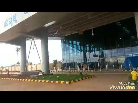 New Hubli airport