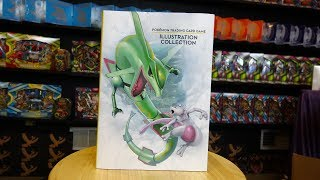 Pokemon Card Game Art Collection Book?