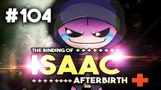 AFTERBIRTH+ #104 - WAS ZUM TEUFEL ?! - Let's Play The Binding of Isaac: Afterbirth+