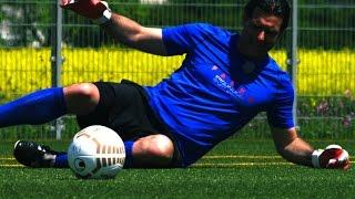 Goalkeeper Training Including Error Analysis: Featuring Fundamental Drills (Trailer)