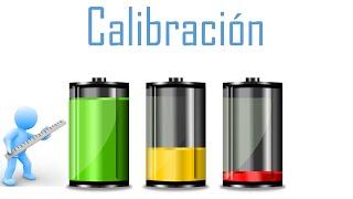 Calibrar bateria Android sin root y sin app