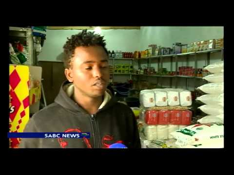 Foreign shop owners back in Soweto