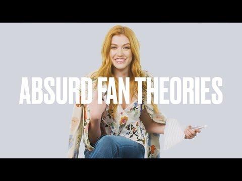 Katherine McNamara Reads Absurd Shadowhunters Fan Theories   ELLE