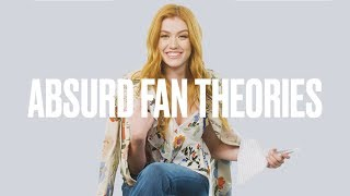 Katherine McNamara Reads Absurd Shadowhunters Fan Theories | ELLE