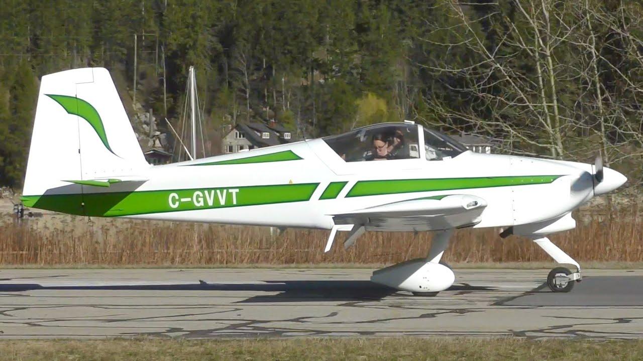 Download Van's RV-7A Takeoff