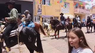 Segundo paseó de Día Campo en Ayotlán Jalisco  2019