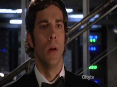 Chuck Versus the Ring - Chuck finally learns why Bryce sent him the Intersect