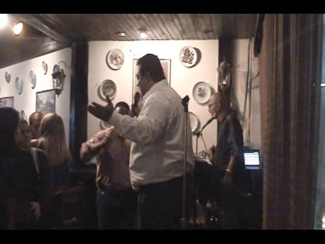 Karaoque en el meson de pita 06/08 Travel Video