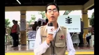TELE T_ELECCIONES 2013_Inicia cierre de casillas en Tuxtepec Sin Afluencia de votantes