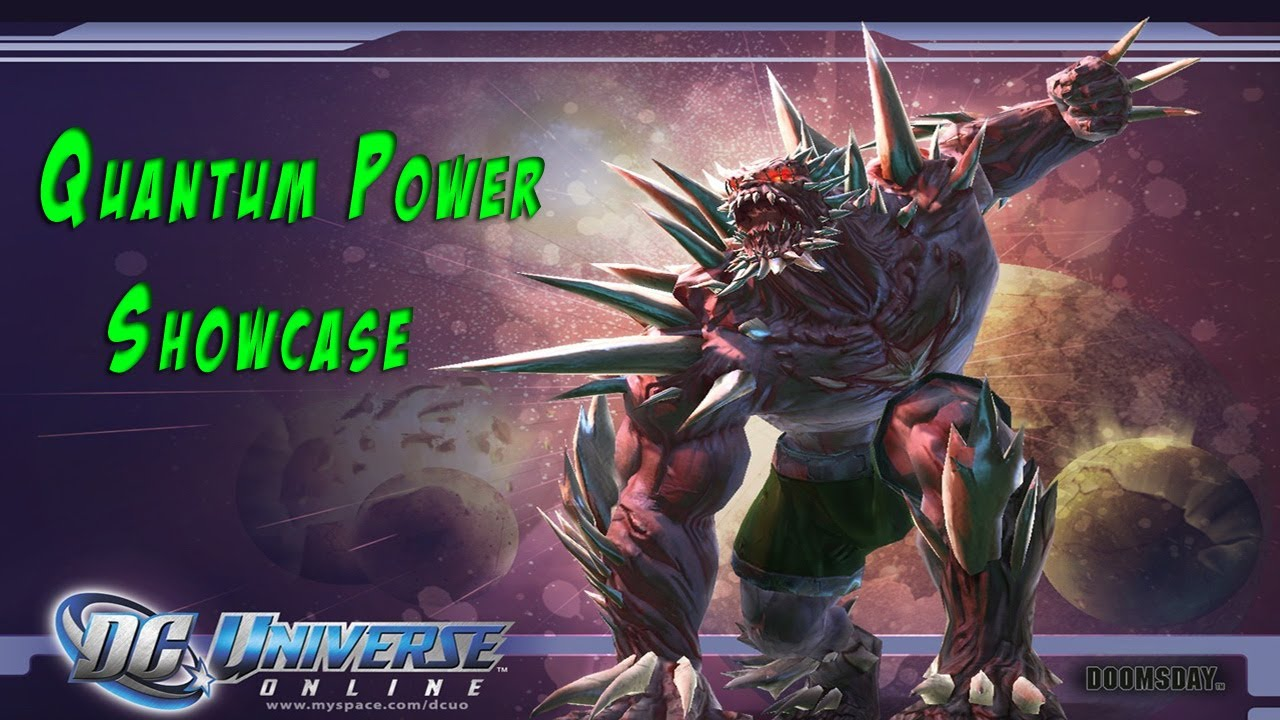 dcuo all powers