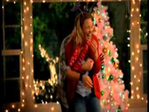 "Ashley Scott - AJ Buckley ""Christmas Mail"" DVD"