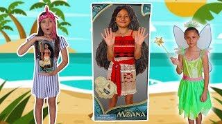 BIANKINHA E A NOVA BONECA GIGANTE DE VERDADE ♥ BIANKINHA and new doll