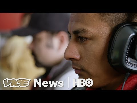 Deported Father Has To Watch His Kids Grow Up On YouTube  (HBO)