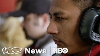 Deported Father Has To Watch His Kids Grow Up On YouTube  (HBO) thumbnail