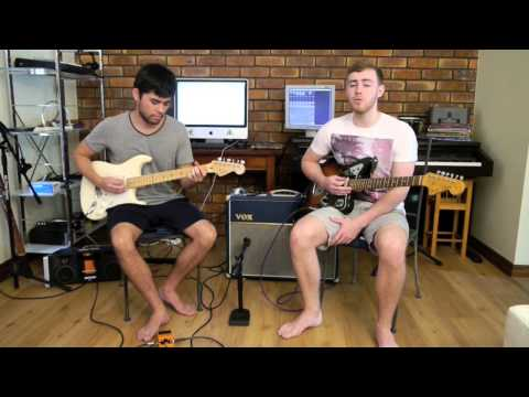 Wet Sand (Cover) - Red Hot Chili Peppers