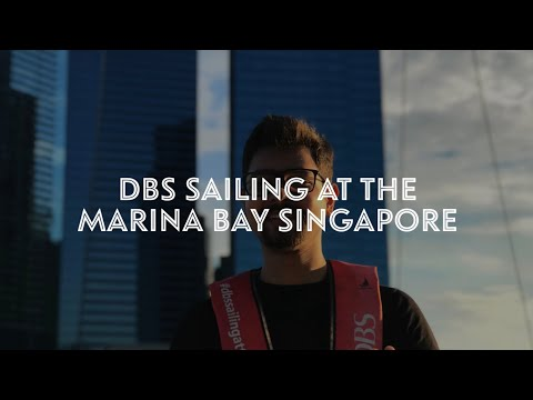 Sailing at Marina Bay Singapore by yacht for FREE!! Link in description