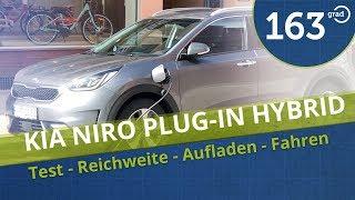 Video Kia Niro Plug In Hybrid im Test - Elektrische Reichweite, Aufladen, Ausstattung, Test - Deutsch 4k download MP3, 3GP, MP4, WEBM, AVI, FLV Agustus 2018