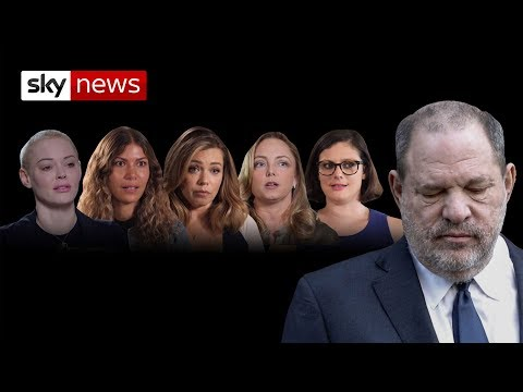 Harvey Weinstein: The fall of the king of Hollywood