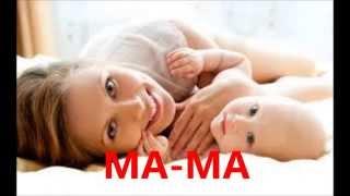 Учим слоги 2. Обучающее видео для детей дошкольного возраста(Обучающий ролик