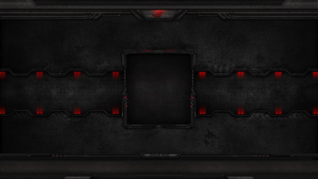 ASUS ROG Logon background for Winowd 7