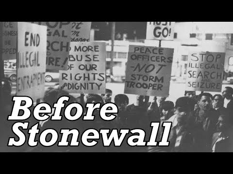LGBT+ History by the Decades: Before Stonewall   Episode 5