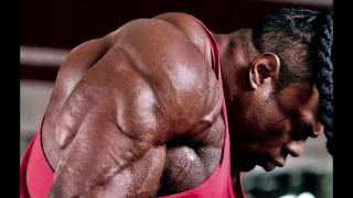 Kai Greene - Triceps Compilation - World Bodybuilder Workout