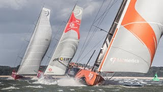Knife Fight | Volvo Ocean Race 2014-15